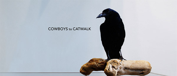 Website Cowboys to Catwalk by See Design