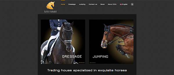 Website Exclusive Dutch Horses by See Design
